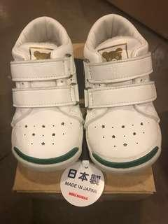 Mikihouse Baby Shoes 幼童運動鞋 - 13.5 cm (Made in Japan)
