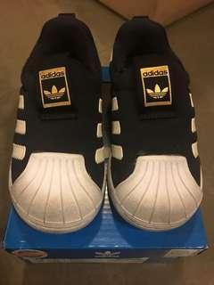 Adidas Suoerstar 360 幼兒運動鞋 14cm