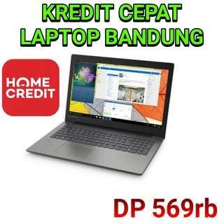 Lenovo IP 330 Kredit Laptop Bandung Cimahi All Type Asus HP Dell Acer Ada Terbaru Garansi Resmi Proses Kredit Hanya 30 Menit Aja !