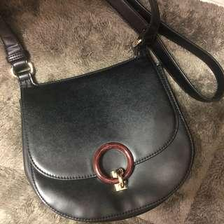 charles and keith sling bag