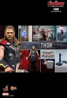Hot Toys Age of Ultron Thor