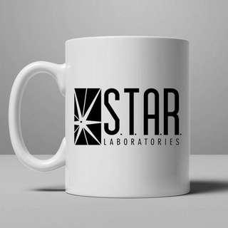 CW Flash - Star Labs Coffee Mug
