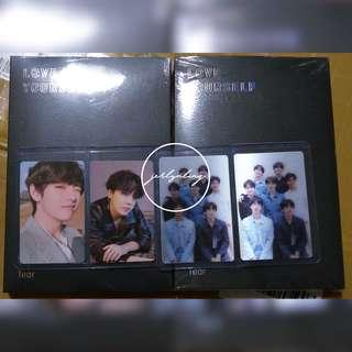 [INSTOCK/WTS] BTS - Love Yourself 轉 Tear Photocard/Poster