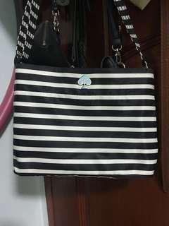 Kate Spade Strip Sling Bag