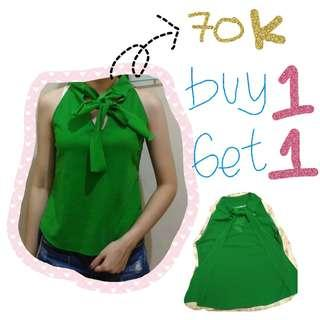 BUY 1 GET 1 FREE ONLY 70K..