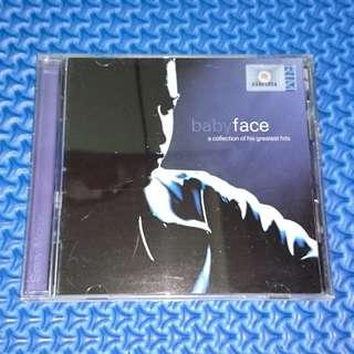 🆒 Babyface - A Collection Of His Greatest Hits [2000] Audio CD