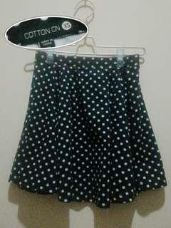 Cotton On Flare Skirt, Rok
