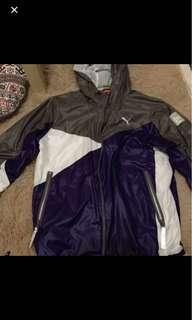 🚚 puma 防風風衣外套
