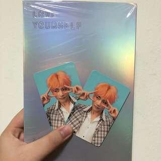 [WTT/WTS] Taehyung Version F BTS Answer Album 结 PC  #1172