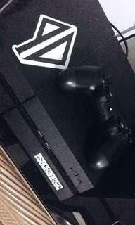 Jual PS4 500GB Jet Black
