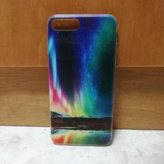 🚚 [In Stock] IPhone 7 Plus 8 Plus Beautiful Aurora Phone Case