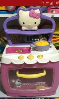 oven hello kitty by sanrio