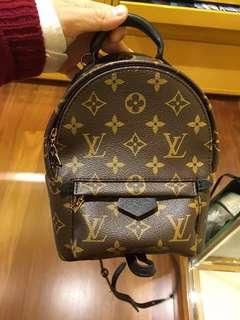 Louis Vuitton Palm springs Backpack Preorder