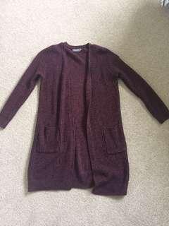 Long Knit Cardi
