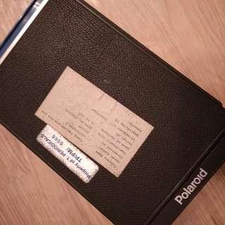 Mamiya RZ67 Polaroid Film Holder Back