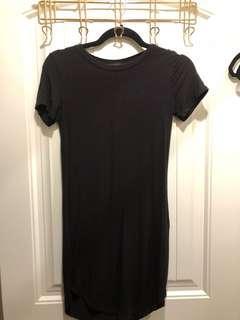 H&M 緊身素裙