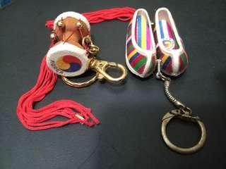 Korean Keychains