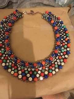 Zara Colourful necklace