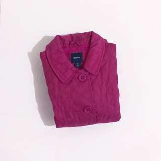 ♥ Gapkids Hot Pink Quilt Jacket