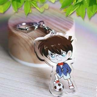 Detective Conan Double-sided Acrylic Keychains