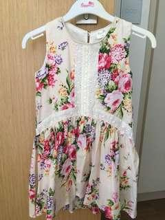 BN Blooms foral dress