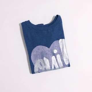♥ Just G Blue Oui Pullover