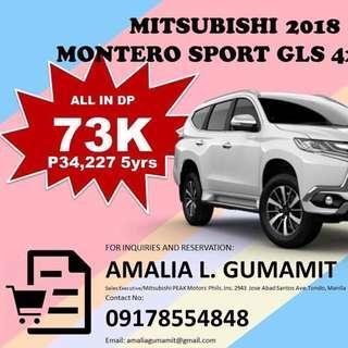 Mitsubishi Montero Strada Xpander and Mirage