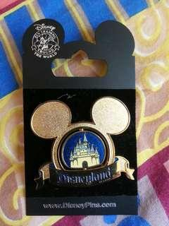 迪士尼襟章 disney pin