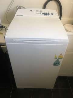 Fisher & paykel washine machine