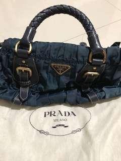 Small handcarry Prada bag