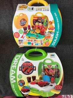 Dream your suitcase行李箱玩具 play doh vtech fisher price
