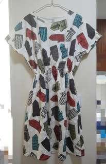 DTSG 印花 連身裙 one Piece Design Tshirts store graniph