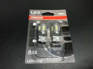 Osram LED W21W 6000K White