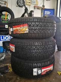 275/70/16 G012 Yokohama Tyre