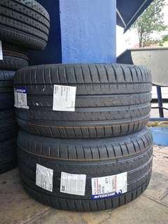 245/40/18 Pilot Sport 4 Michelin Tyre