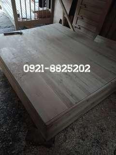 Wooden BedBox 60x75 Queensize