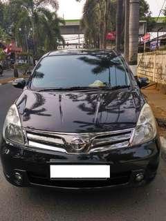 Nissan grand livina xv ultimate 1.5 matic 2011