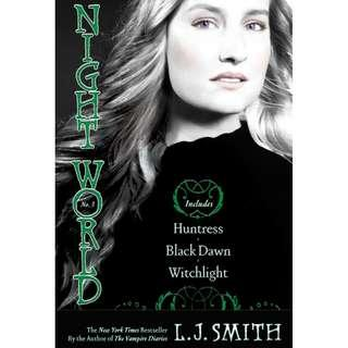 Night World Novel: No. 3