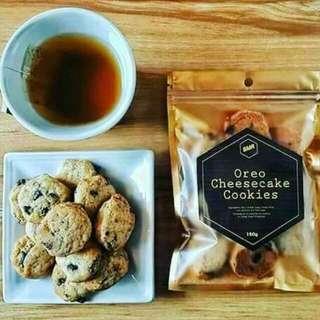 SMR Oreo Cheesecake Cookies