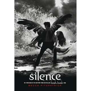 Silence: A Hush Hush Novel