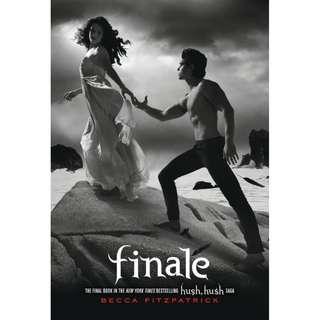 Finale: A Hush Hush Novel