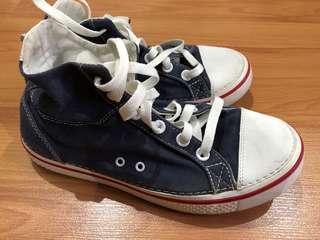Sale: Original Crocs high-cut shoes