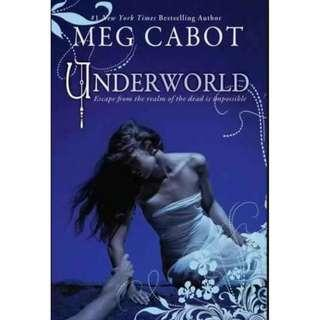 Underworld: Second to the Abandon Trilogy