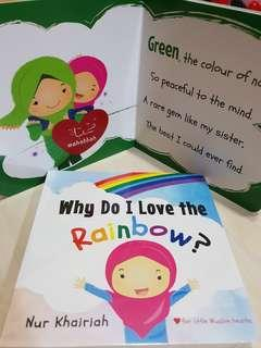 Why do I love rainbow?