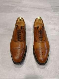 LNIB: Church's Toronto in Tan or Chestnut (136 last)