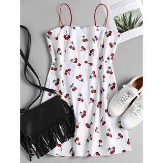 Cherry Sundress