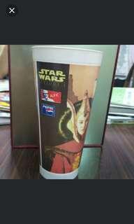 Star Wars. Bust Cup. Yoda.