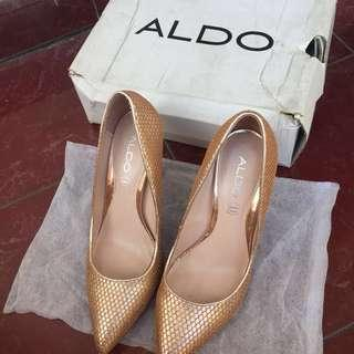 Heels by ALDO (genuine leather)