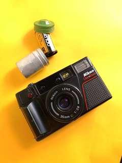 Nikon L35AF One Touch film compact camera