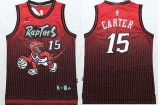 [Ready Stock] Vince Carter Limited Edition Jersey
